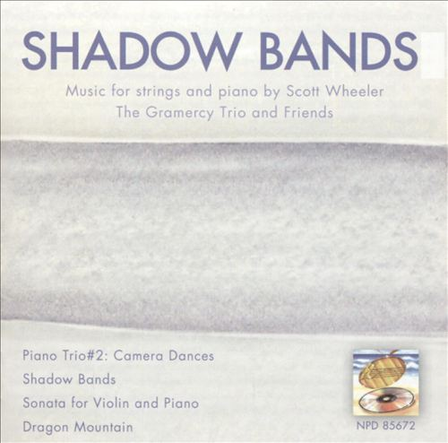 Shadow Bands: Music for Strings & Piano