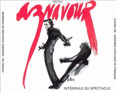 Intégrale du Spectacle Aznavour