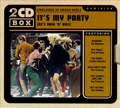 It's My Party [Ktel]