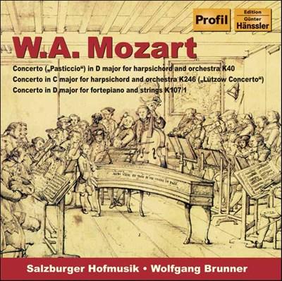 Mozart: Keyboard Concertos