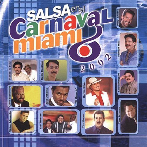Salsa en el Carnaval Miami 2002