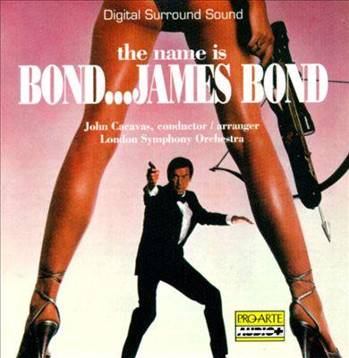 The Name Is Bond...James Bond