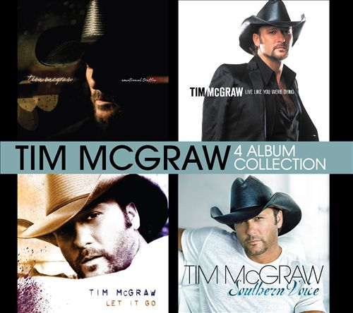 4 Album Collection