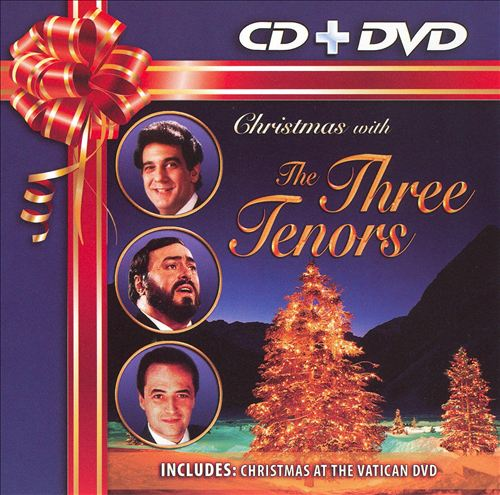 Christmas with The Three Tenors [CD + DVD]