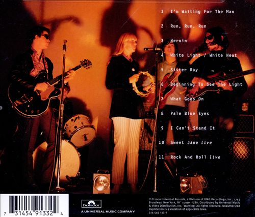 20th Century Masters: The Millennium Collection: Best Of The Velvet Underground