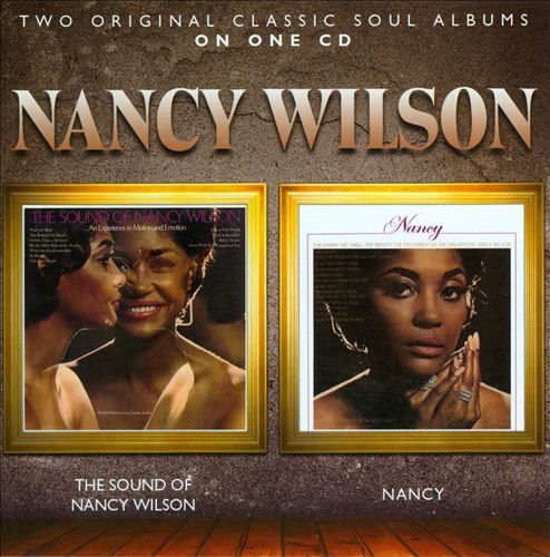 The Sound of Nancy Wilson/Nancy