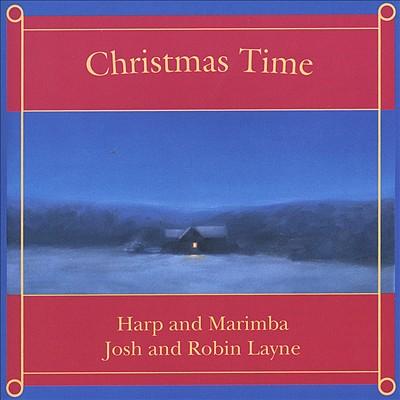 Christmas Time: Harp and Marimba