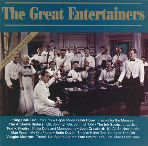 The Great Entertainers [#4]