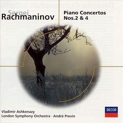 Rachmaninov: Piano Concertos Nos. 2 and 4