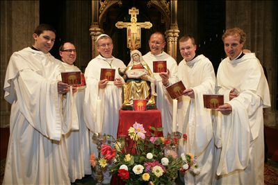 Cistercian Monks of Stift Heiligenkreuz