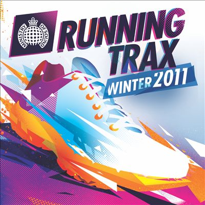 Ministry of Sound Running Trax Winter 2011