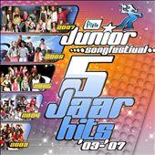 Junior Song Festival: 5 Jaar Hits '03-'07
