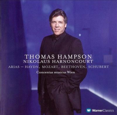 Arias: Haydn, Mozart, Beethoven, Schubert