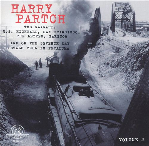 The Harry Partch Collection, Vol. 2