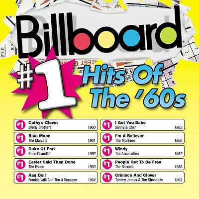 Billboard #1 Hits of the '60s
