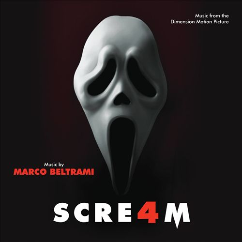 Scream 4 [Music From The Dimension Motion Picture]