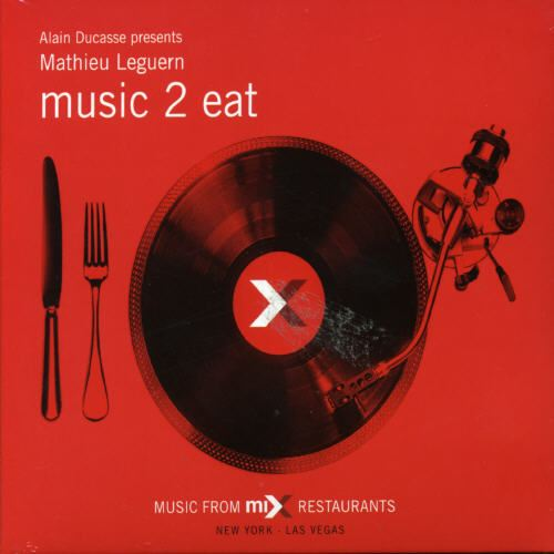 Music 2 Eat: Ducasse Restaurant