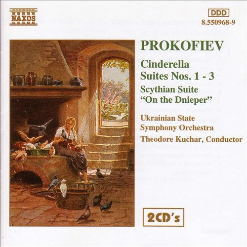 Prokofiev: Cinderella Suites Nos. 1-3; Scythian Suite; On the Dnieper