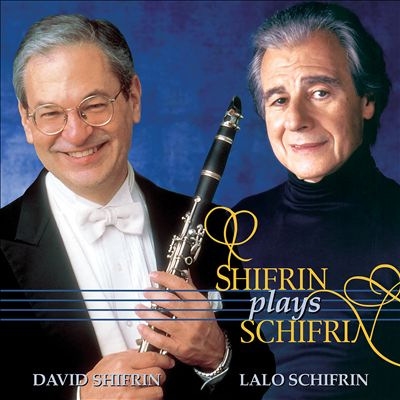 Shifrin Plays Schifrin