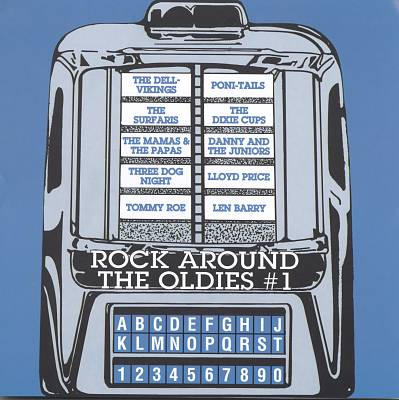 Rock Around the Oldies, Vol. 1 [Universal Special Products]