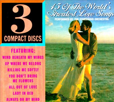 Time for Dreaming: 45 of the World's Greatest Love Songs