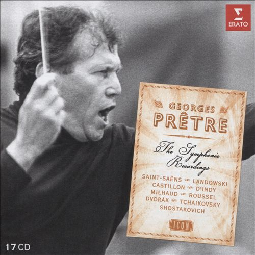 Georges Prêtre: The Symphonic Recordings