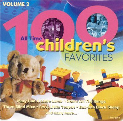 One Hundred Children's Favorites, Vol. 2