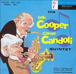 Bob Cooper/Conde Candoli Quintet