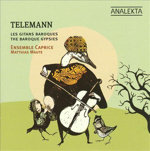 Telemann: The Baroque Gypsies