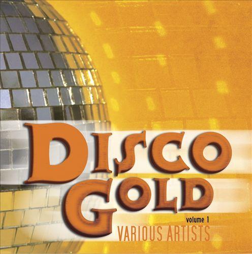 Disco Gold, Vol. 1 [Liquid 8]