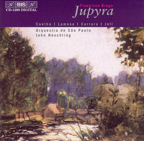 Francisco Braga: Jupyra