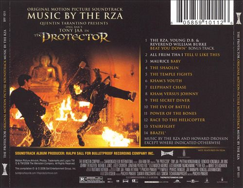 The Protector [Original Motion Picture Soundtrack]