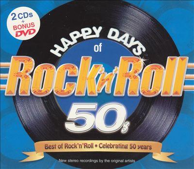 Happy Days of Rock 'n' Roll 50s