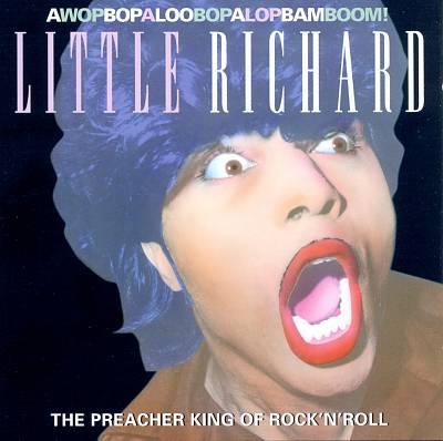 Preacher King of Rock N' Roll