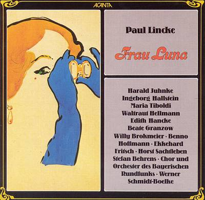 Paul Lincke: Frau Luna