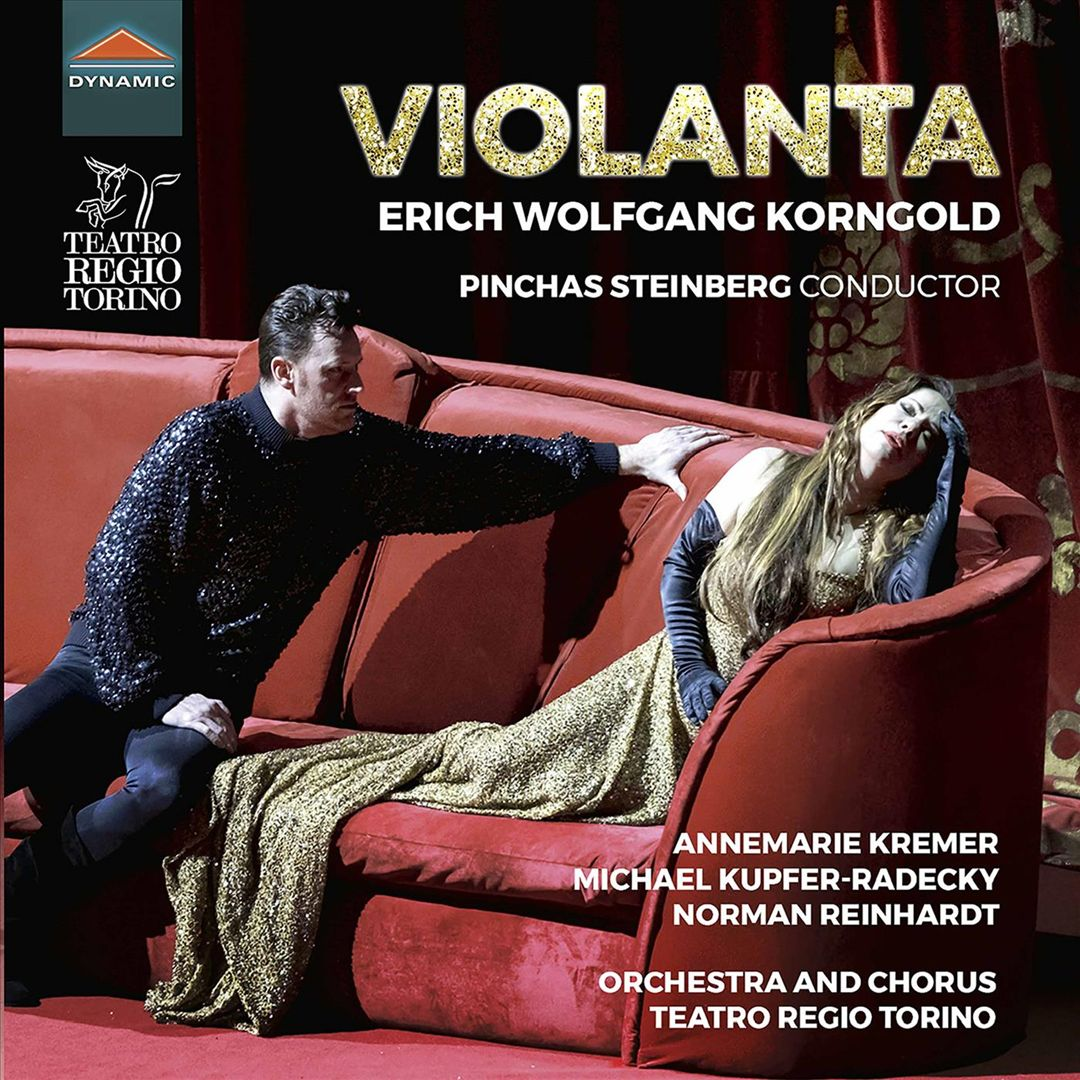 Erich Wolfgang Korngold: Violanta