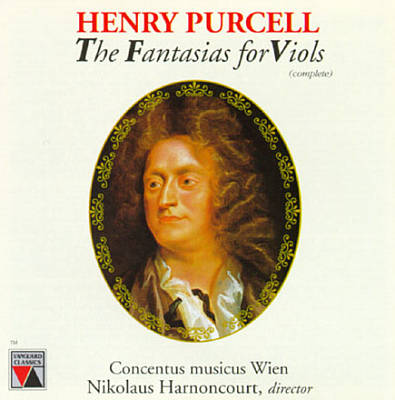 Henry Purcell: The Fantasias for Viols