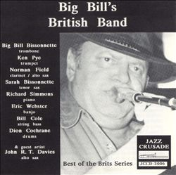 Big Bill's British Band