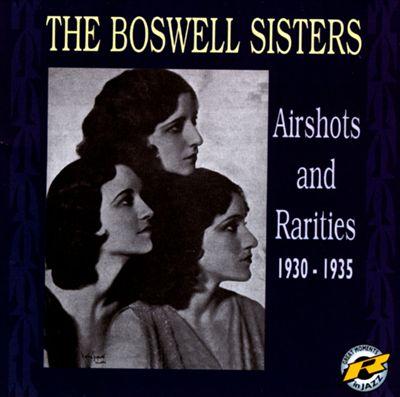 Airshots & Rarities 1930-1935