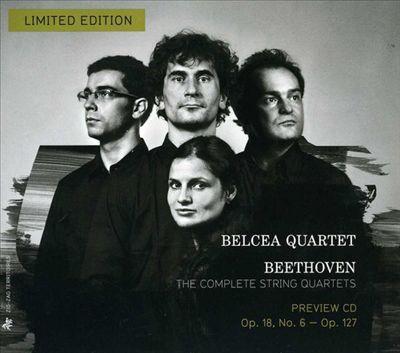 Beethoven: The Complete String Quartets - Preview CD [Limited Edition]