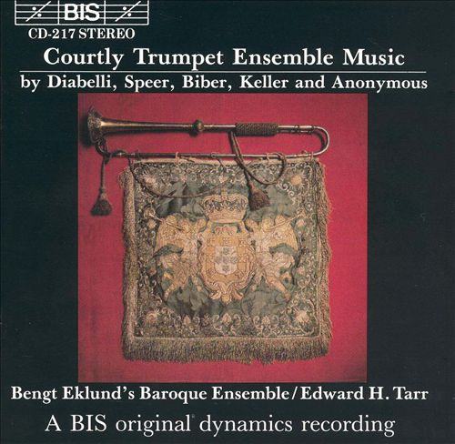 Courtly Trumpet Ensemble Music