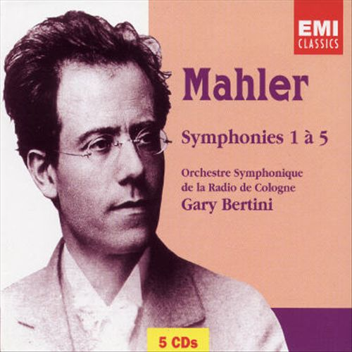 Mahler: Symphonies 1 à 5