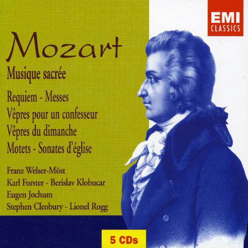 Mozart: Musique sacrée