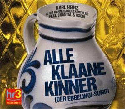 Alle Klaane Kinner (Der Ebbelwoi-Song)