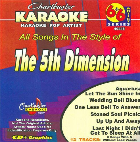 Chartbuster Karaoke: The 5th Dimension