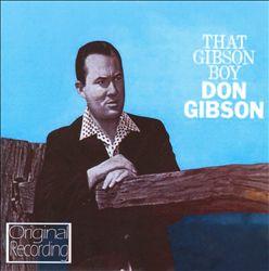That Gibson Boy