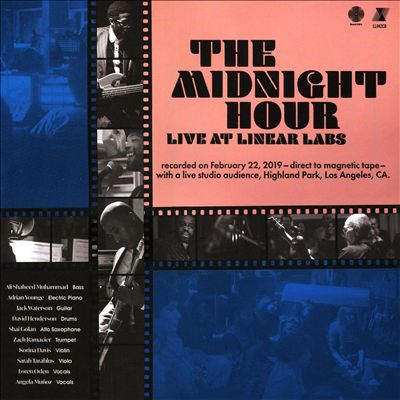 The Midnight Hour: Live at Linear Labs