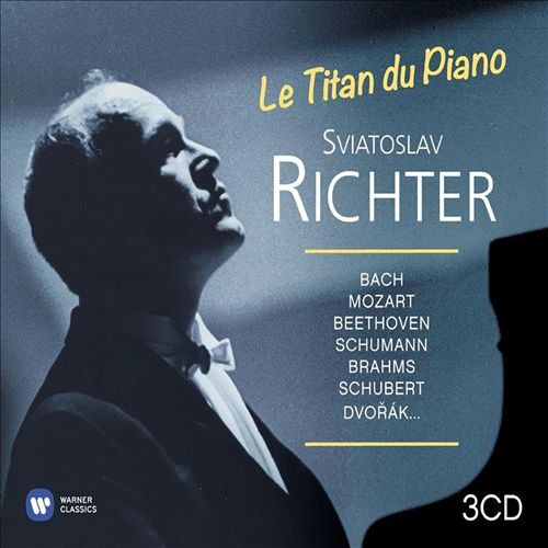 Sviatoslav Richter: Le Titan du Piano