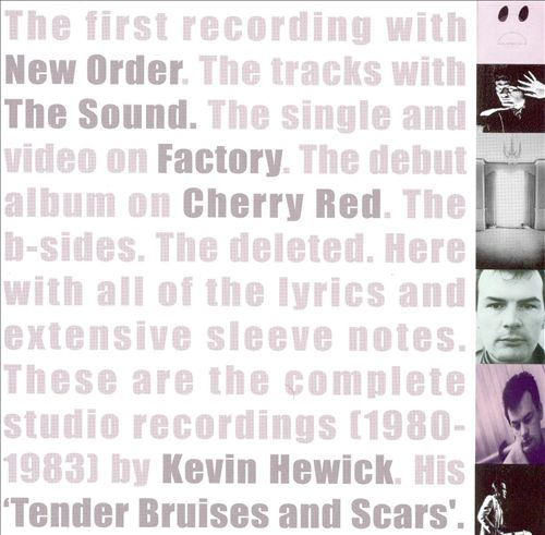 Tender Bruises and Scars: The Factory & Cherry Red Recordings 1980-1983