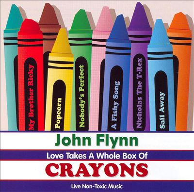 Love Takes A Whole Box Of Crayons